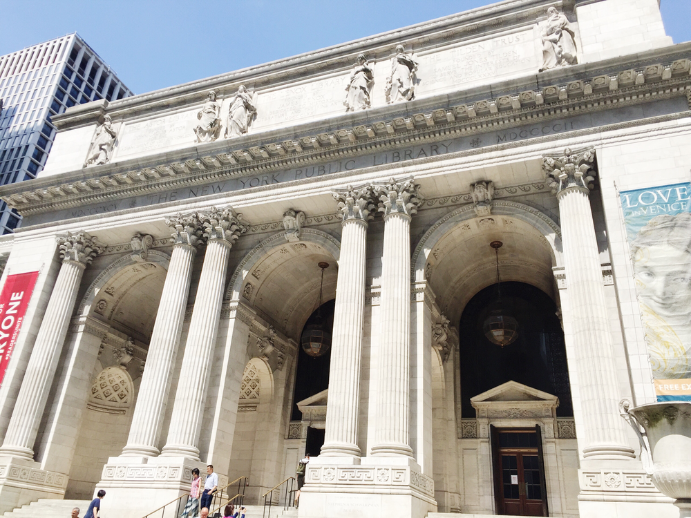 The New York Public Library, 476 5th Ave, New York, NY 10018