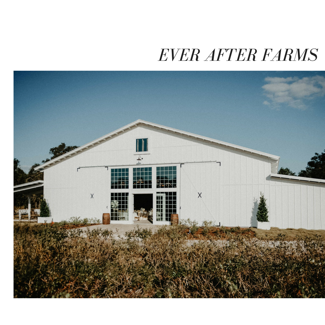 Our Wedding Venue: Ever After Farms
